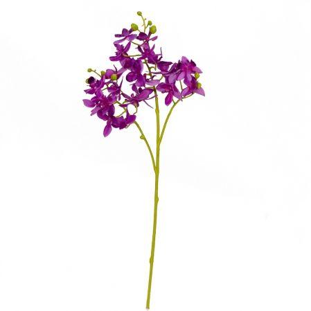 7141/9225-1/8 Орхидея ветка мелкая (сиреневая) h 46см