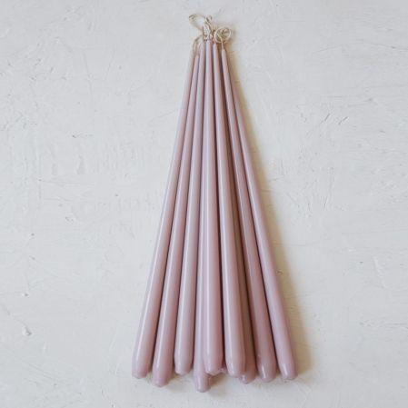 Свеча 42см Оттенок №07 (нежно-розовый)(2шт/уп)