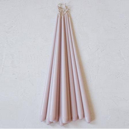 Свеча 42см Оттенок №08 (бледно-розовый)(2шт/уп)