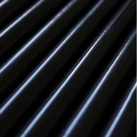 Свеча 42см Оттенок №12 (черный)(2шт/уп)