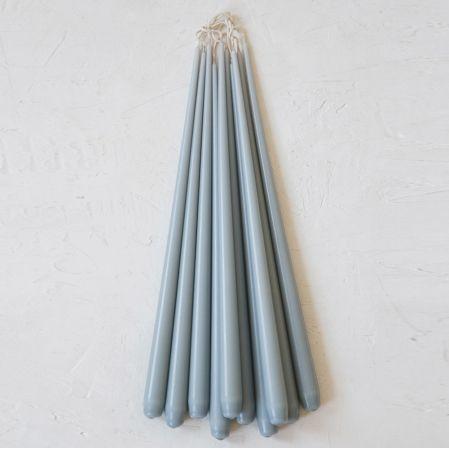 Свеча 42см Оттенок №14 (серо-голубой)(2шт/уп)