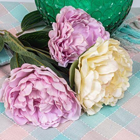 Цветы из латекса и силикона