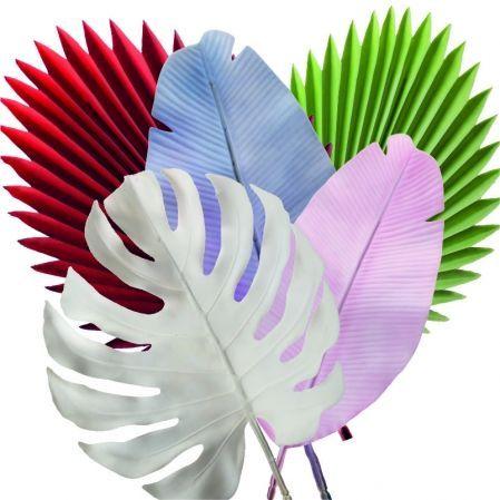 Цветные растения