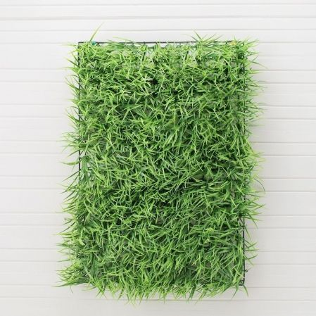 Коврики из мха и травы
